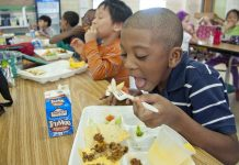 Lunch Cafeteria