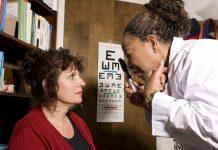 Health Eye Exam