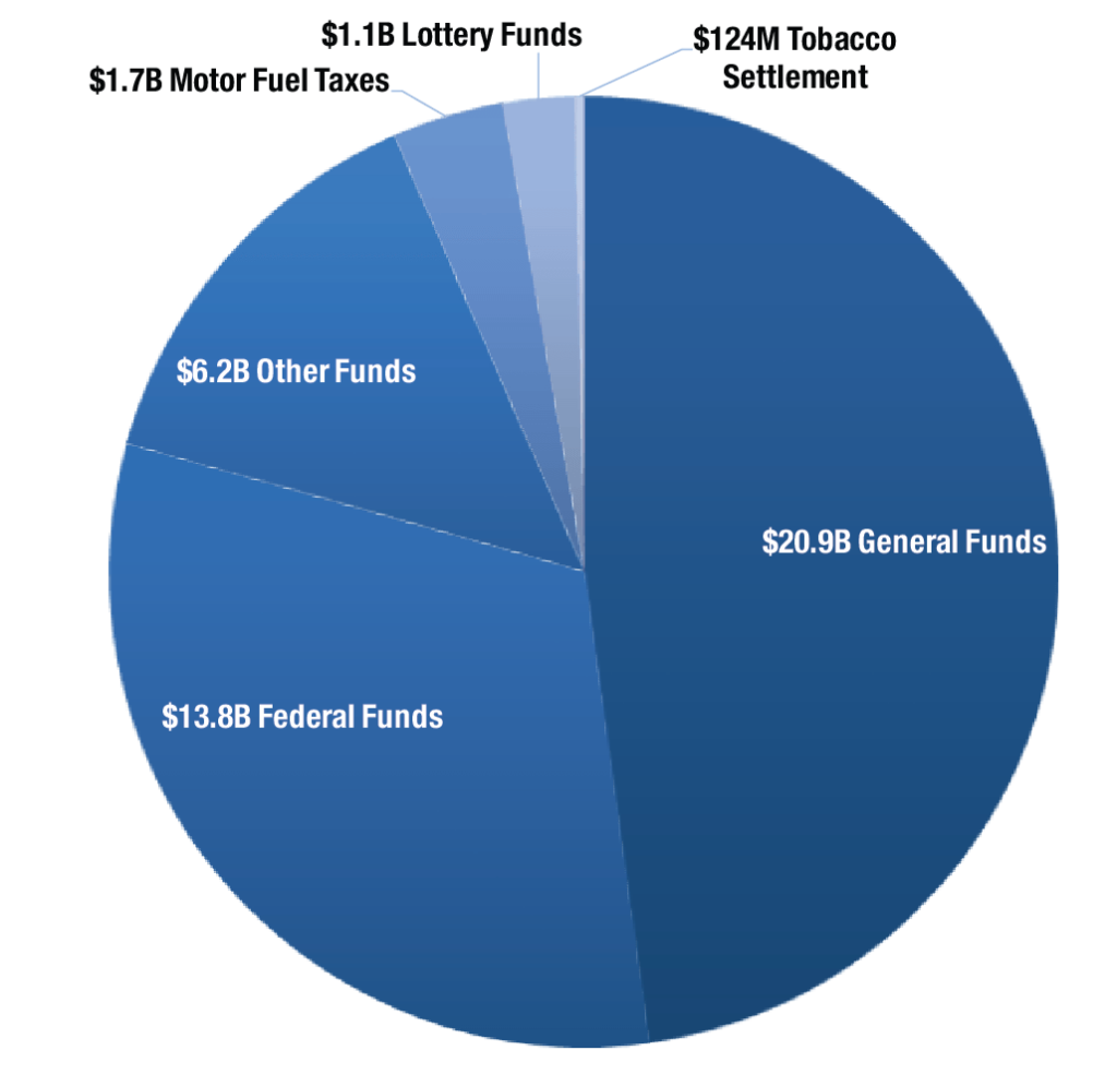 Source: Georgia's 2017 Fiscal Year Budget (HB 751), signed by governor