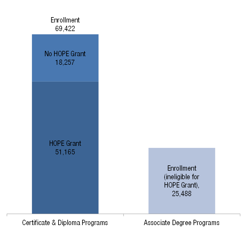 HOPE Grant Covers Broad Swath of Technical College Students