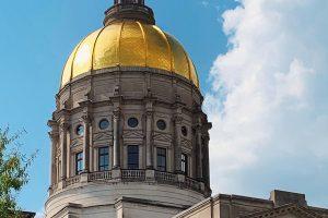 GA gold dome 1