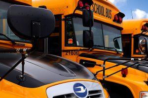 School bus cover