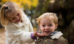 Siblings-Playing